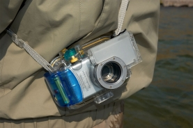 Waterproof housing - If you really want to protect your camera, a waterproof housing can be the solution
