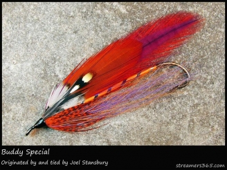 #296 Buddy Special - Originated and tied by Joel Stansburg