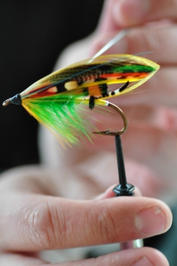 World class fly tying