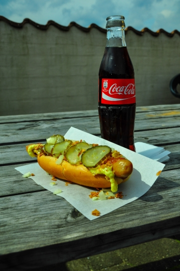 Danish hotdogs are world class