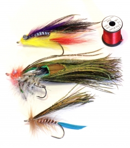 Ancient pike flies