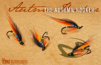 Autumn Hooker flies