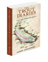 Trout Diaries book cover