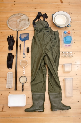 Wading gear