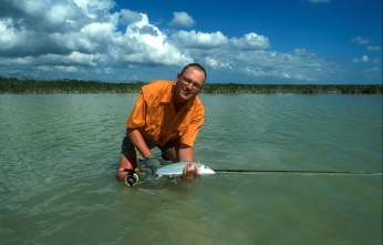 Bonefish in Yucatan -