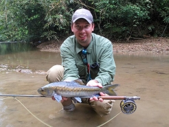 A beautiful catch - The mahseer is a beautiful fish