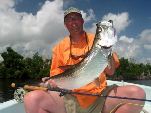Tarpon in Mexico -
