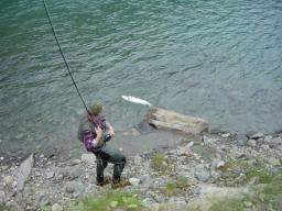 Beiarn fishing -