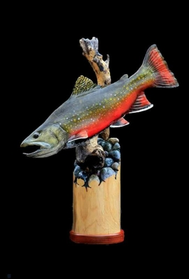 Brook trout -