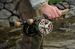 Sturdy gear - Good rods and reels will always be a pleasure to fish