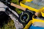 Quality gear - If you fish the salt often you will want quality gear and be well prepared