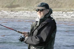 Non-flyfishers - When my wife goes fishing with me she often uses a float and a fly, which is usually more efficient than spinning a plug or a lure.