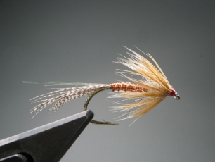 Massive, yet ranslucent - The qualities of Klympen are obvious. It's a beautiful fly.
