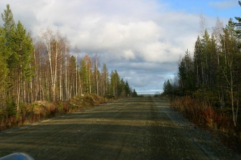 The road to Kola -