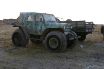 Russian wheels - Enjoy trans Kola transport