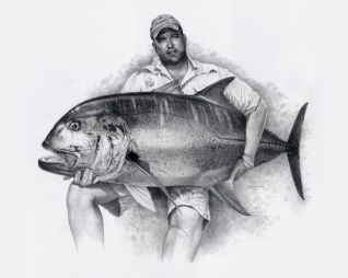 Justin & the kingfish -