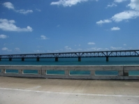 Overseas Highway - The highway connects about 120 miles of islands off the tip of Florida
