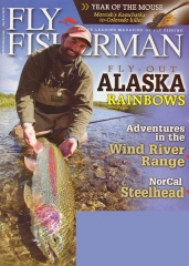 Fly Fisherman cover -