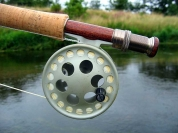 Radical reel design - Lamnon's LiteSpeed reels are some of my favorite reel designs. I like the looks - and they work!
