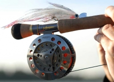 Titanium dreams - Megoffs reels have their own raw but yet beautiful brutality