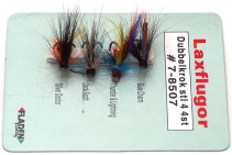 Salmon flies... hardly - These flies will never ever wind up on my tippet