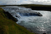 "Ægisiðufoss - Say after me: ""Aegiseethufoss\"" and you\'re about there."