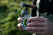 The price - Keep your tippet free on the reel or spend 10 minutes digging it out under the many turns of fly line that it magically gets buried under.