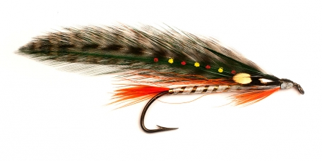 Brook Trout - as tied by Ted Patlen