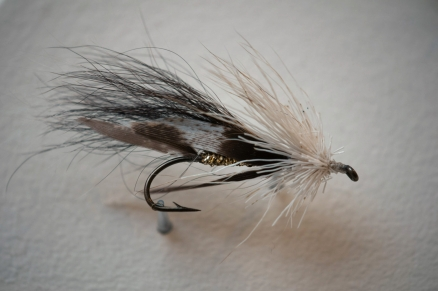 The original - This is a Muddler Minnow tied by the originator Don Gapen himself