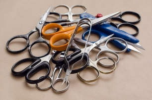 Scissors - There\'s a very large number of scissors on the market
