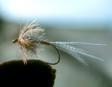 The original - This is one of the absolutely first Klympen flies tied - by the originator Henning Eskol