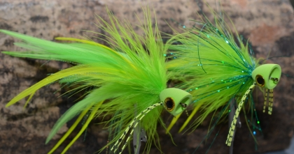 Green pike poppers - These are fairly complex, but way less can do