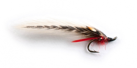 Hewitt Streamer - as tied by Ted Patlen