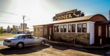 Diner - A local landmark - like stepping back in time.