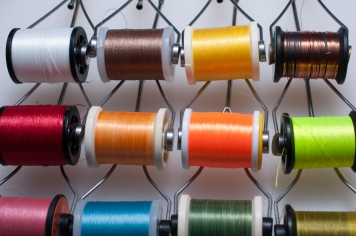 Many is better than one - I like to have plenty bobbin holders, avoiding having to change spool when I want to use a new thread