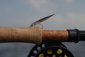 A fly can be a fish - This fish looking lure is also called a fly when tied as a fly and used in fly-fishing