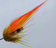 Olive, orange and yellow - Another Munker variation