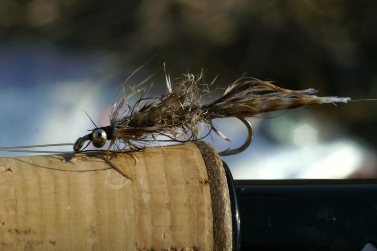 The fly - My trusty Magnus/Frede hybrid