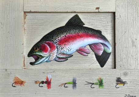 Rainbow trout -
