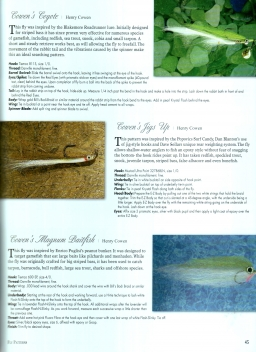 Page from Saltwater Flies -