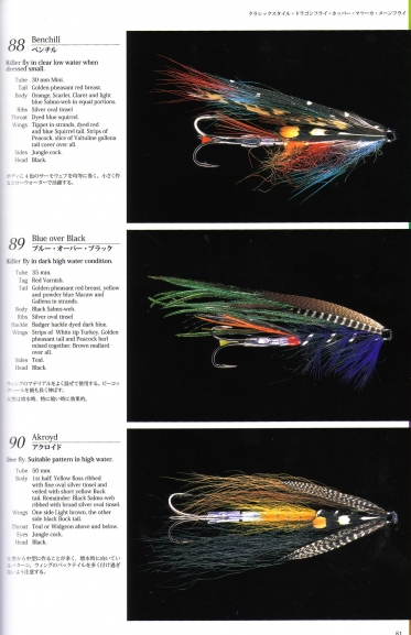 Beautiful images - The 300 patterns are beautifully photographed and followed by a full materials list and some hints on fishing