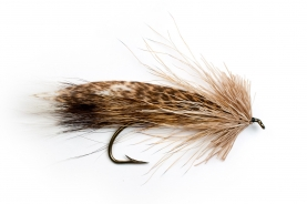 Ted Patlen Muddler Minnow - Detail study of Ted Patlen's Muddler Minnow tied in the Gapen tradition