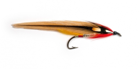 York\'s Kennebago - as tied by Ted Patlen