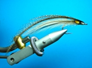 A Welded Phlatwing - You can weld feathers on all sides of the hook