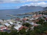 The village of Kalk Bay - As seen from the studio