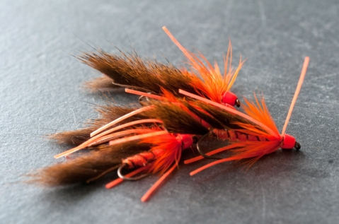 Experiments suddenly work - And flies like these very efficient Ronkers suddenly emerge from your vise