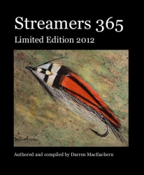 All 365 - The book featuring the full 365 streamers from 2012