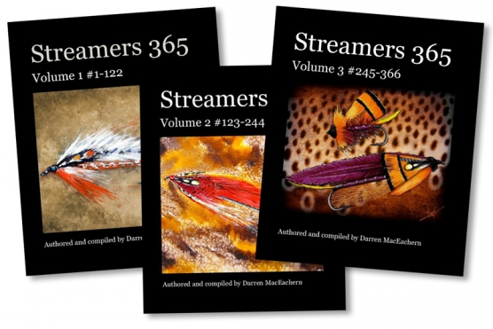 Volumes 1-3 - Streamers 365 in three books