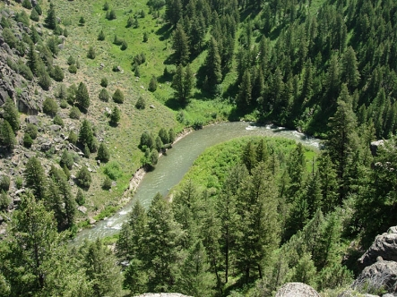 Teton River - A beautiful run on the Teton River in Eastern Idaho