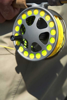 Lamson Anniversary - The anniversary model of Lamson Litespeed is much like the original - very nice looking.
